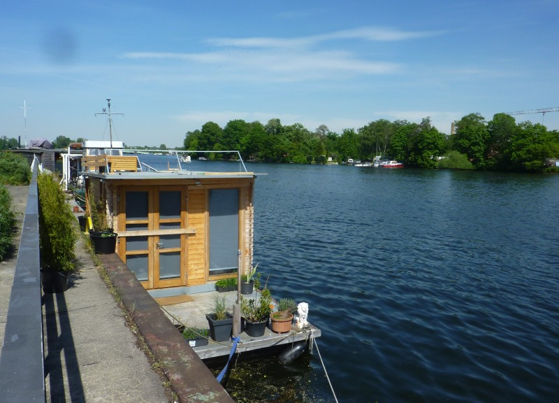 Hausboot Havel Spandau